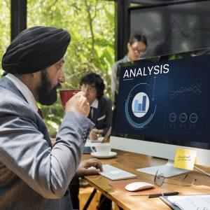 Interval data analysis