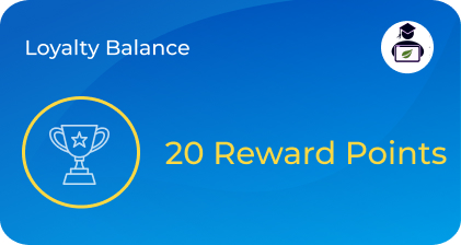 20 Rewards